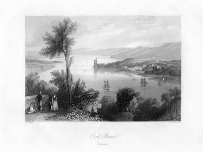 Cork River, Ireland, C1800-1860