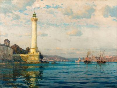 Ahirkapi Feneri Lighthouse-Michael Zeno Diemer-Giclee Print