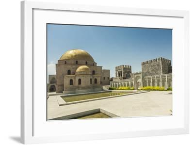 Ahmed Mosque and Castle in the Rabat Fortress-Richard Nowitz-Framed Photographic Print