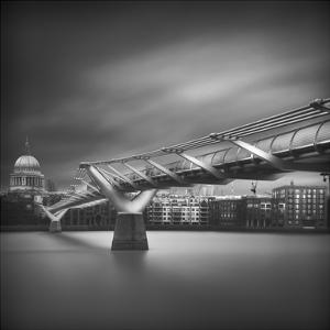 Millennium Bridge by Ahmed Thabet