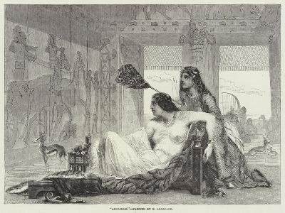 Aholibah-Edward A. Armitage-Giclee Print