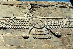 Ahura Mazda, Persepolis, C500 Bc