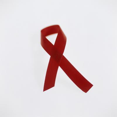 AIDS Ribbon-Cristina-Photographic Print