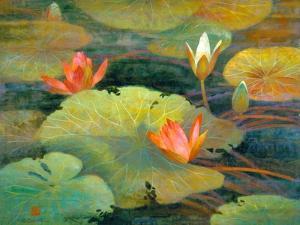 Autumn Joy by Ailian Price