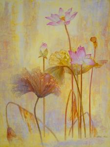 Autumn Lotus by Ailian Price