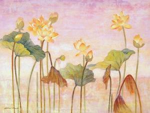 Yellow Lotus by Ailian Price