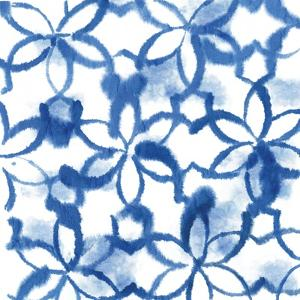 Indigo Floral by Aimee Wilson