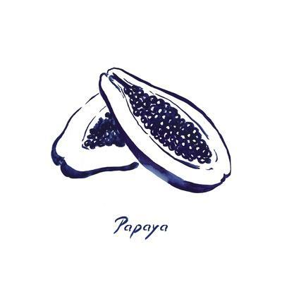 Indigo Papaya