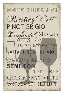 White Wine Collection - Mini by Aimee Wilson