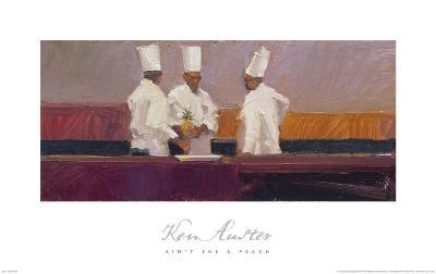 Ain't She a Peach-Ken Auster-Art Print