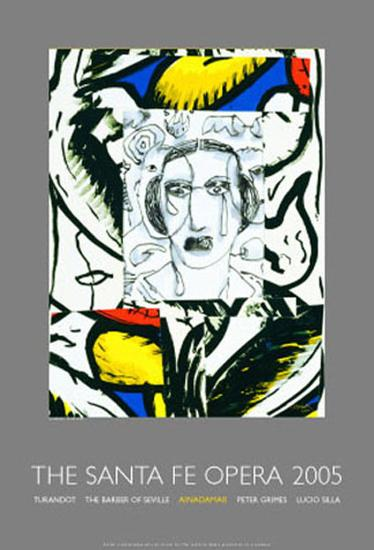 Ainadamar 2005 Season-Gronk-Art Print