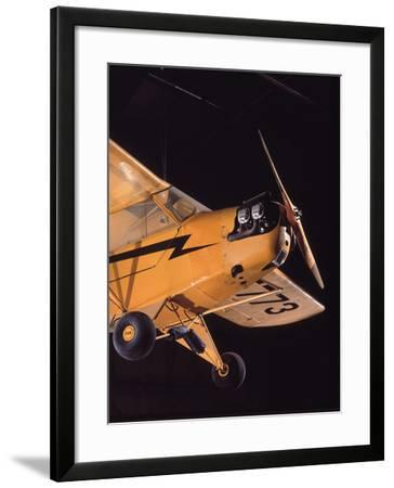 Air and Space: Piper J-3 Cub--Framed Photographic Print