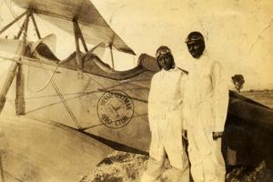 Air and Space: William J. Powell