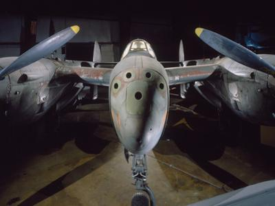 Air and Speed: Lockheed P-38