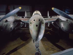 Air and Speed: Lockheed P-38