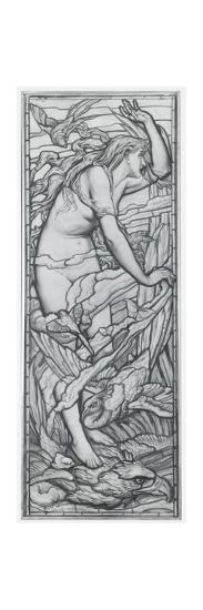 Air, from a Series of the Elements, C. 1880-1890-Frederic James Shields-Giclee Print