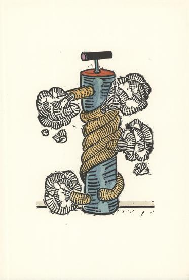 Air II-George Nama-Collectable Print