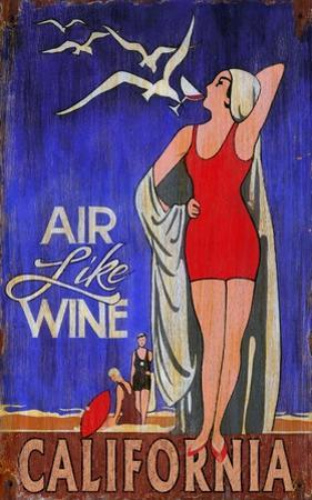 Air Like Wine Vintage