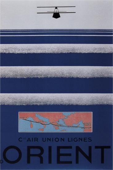 Air Orient--Art Print