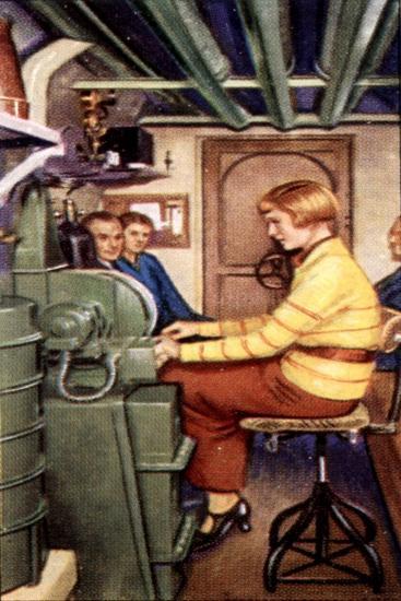 Air Raid Precautions, Cigarette Card, British, 1938--Giclee Print