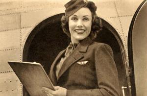 Airline Stewardess