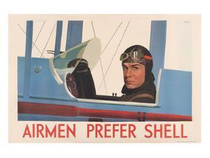 Airmen Prefer Shell