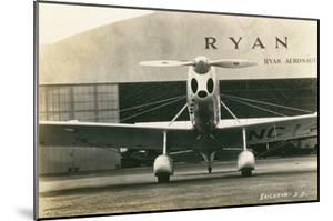 Airplane at Ryan Aeronautics