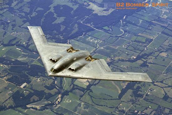 airplane-b2-bomber-spirit