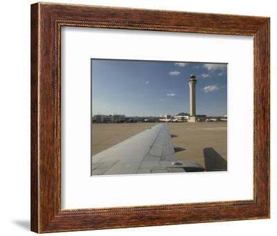 Airplane Flying from Billings, Montana to Denver, Colorado-Joel Sartore-Framed Photographic Print