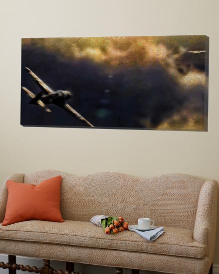 Airplane I-Jean-Fran?ois Dupuis-Loft Art