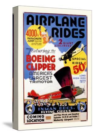 Airplane Rides: Inman Bros. Flying Circus