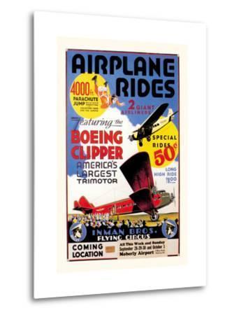 Airplane Rides: Inman Bros. Flying Circus