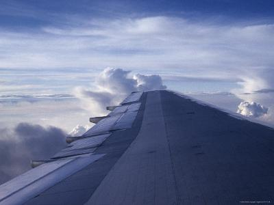 Airplane Wing-Stacy Gold-Photographic Print