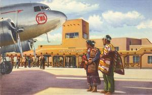 Airport, Albuquerque, New Mexico