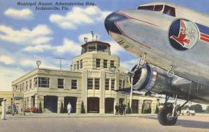 Airport, Jacksonville, Florida