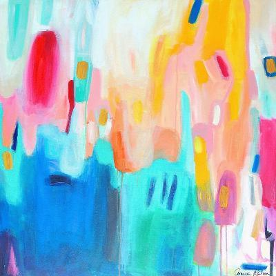 Airport Road-Amira Rahim-Art Print