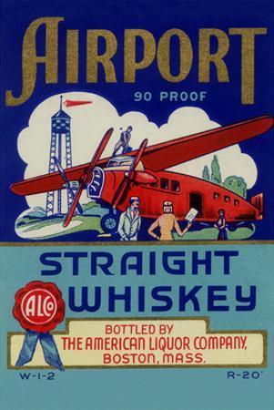 Airport Straight Whiskey