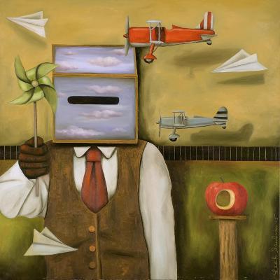 Airspace-Leah Saulnier-Giclee Print