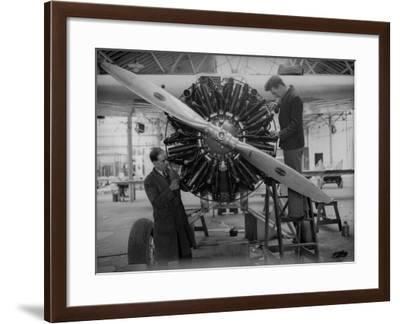 Airworthy--Framed Photographic Print