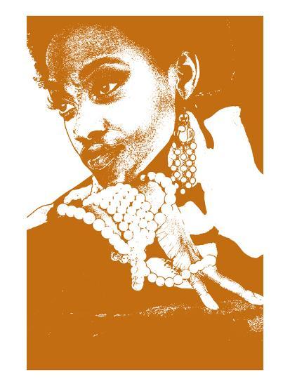 Aisha Brown-NaxArt-Art Print