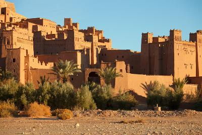 Ait Benhaddou is a Fortified City, or Ksar, along the Former Caravan Route between the Sahara and M-A_nella-Photographic Print