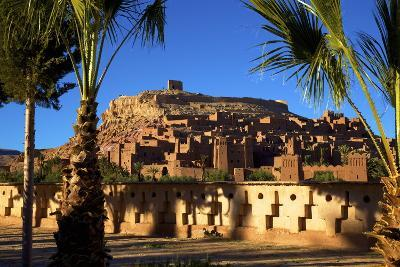 Ait-Benhaddou Kasbah, Morocco, North Africa-Neil Farrin-Photographic Print