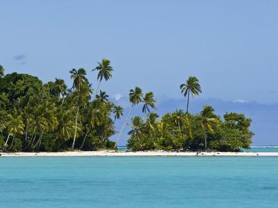 Aitutaki, Cook Islands, South Pacific, Pacific-Michael DeFreitas-Photographic Print
