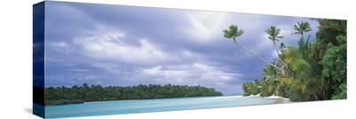 Aitutaki-Peter Adams-Stretched Canvas Print