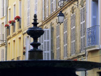 Aix En Provence, Bouches-Du-Rhone, Provence, France, Europe-John Miller-Photographic Print