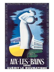 Aix-Les-Bains, Savoie