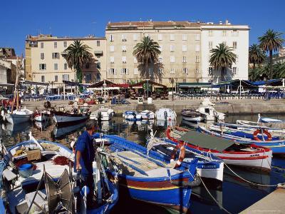 Ajaccio Harbour, Corsica, France, Mediterranean-Yadid Levy-Photographic Print