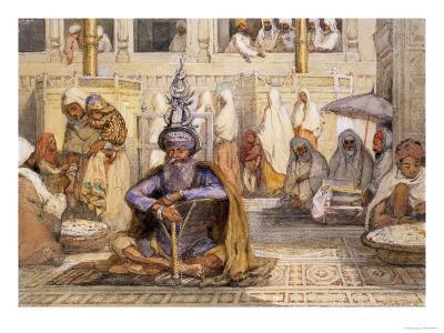 Akali Sikh-William Carpenter-Giclee Print