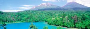 Akan-Fuji Hokkaido Japan