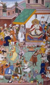 Akbarnama of Abu'L Fazl, India